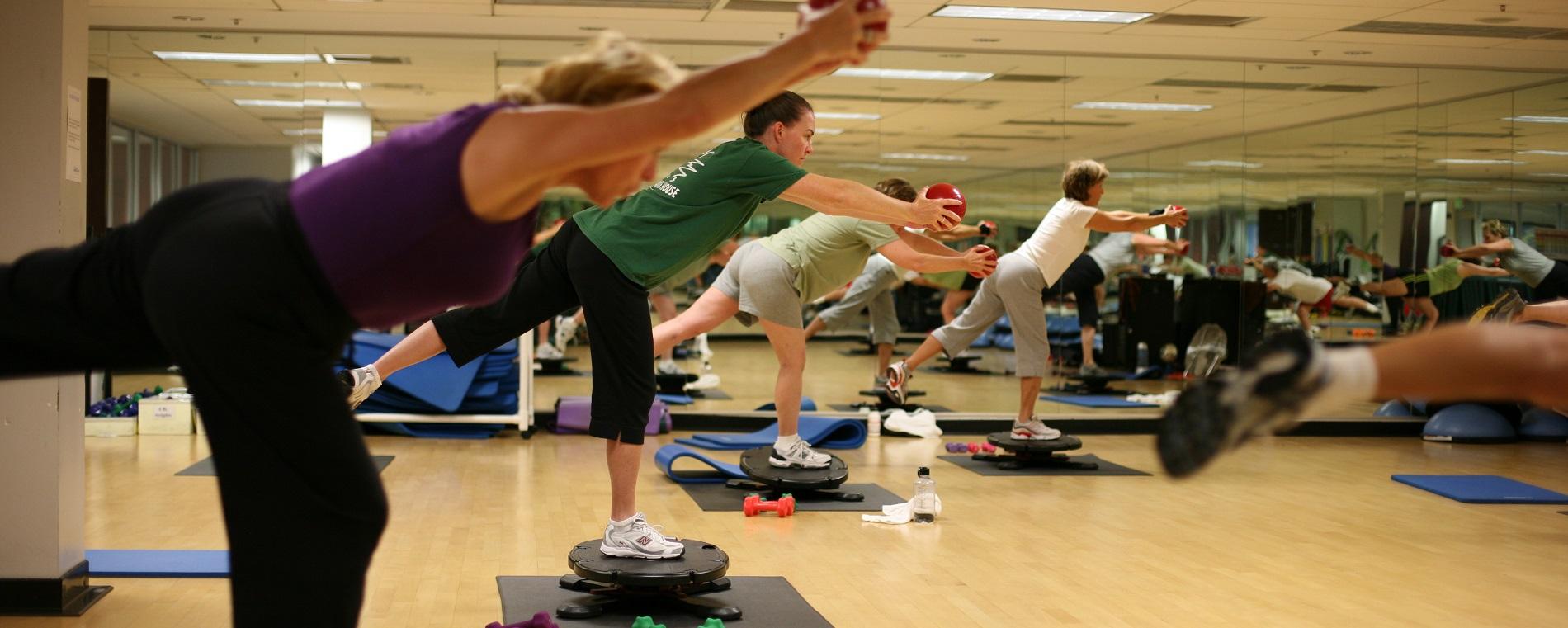 Challenge Center For Health Fitness